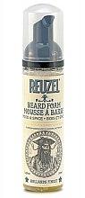 Düfte, Parfümerie und Kosmetik Bartschaum-Balsam mit Zitronen-, Zedernholz- und Nelkenduft - Reuzel Beard Foam Wood And Spice