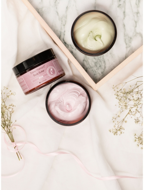 Körperöl mit Rosen - Barwa Harmony Body Butter Rose — Bild N2