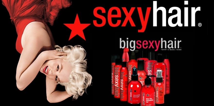 Volumen-Gel zum Trockenfönen - SexyHair BigSexyHair Blow Dry Volumizing Gel Big Time Blow Dry Gel — Bild N6