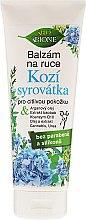 Düfte, Parfümerie und Kosmetik Handbalsam für empfindliche Haut mit Ziegenmilch - Bione Cosmetics Goat Milk Hand Balm