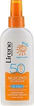 Düfte, Parfümerie und Kosmetik Sonnenschutzmilch-Spray für Kinder SPF 50 - Lirene Kids Sun Protection Milk Spray SPF 50