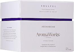 Düfte, Parfümerie und Kosmetik Badebombe Seelenfülle - AromaWorks Soulful AromaBomb Single