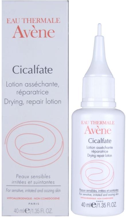 Beruhigende und regenerierende Gesichtslotion für empfindliche und gereizte Haut - Avene Cuivre-Zinc Cicalfate Repair Lotion — Bild N1