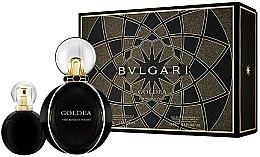 Düfte, Parfümerie und Kosmetik Bvlgari Goldea The Roman Night - Duftset (Eau de Parfum/50ml + Mini/15ml)