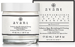 Düfte, Parfümerie und Kosmetik Revitalisierende und straffende Tagescreme für das Gesicht mit Algen - Avant Profusion Algae Revitalising & Firming Anti-Pollution Day Cream