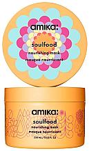 Düfte, Parfümerie und Kosmetik Pflegende Haarmaske mit Jojobaöl - Amika Soulfood Nourishing Mask