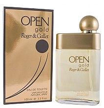 Düfte, Parfümerie und Kosmetik Roger & Gallet Open Gold - Eau de Toilette
