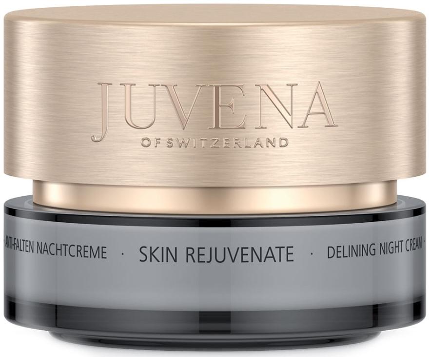 Feuchtigkeitsspendende Anti-Falten Nachtcreme - Juvena Rejuvenate Delining Night Cream Normal to Dry Skin — Bild N1