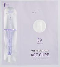 Düfte, Parfümerie und Kosmetik Anti-Aging Ampullen-Tuchmaske für das Gesicht mit Resveratrol - The Oozoo Face Face In-Shot Mask Age Cure
