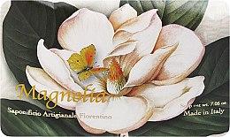 Düfte, Parfümerie und Kosmetik Magnolien Seife - Saponificio Artigianale Fiorentino Magnolia