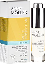 Düfte, Parfümerie und Kosmetik Schützender Gesichtsbooster mit SPF 50 - Anne Moller Blockage Multi-Protection Booster SPF50+