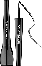 Düfte, Parfümerie und Kosmetik Eyeliner - Make Up For Ever Ink Liquid Eyeliner