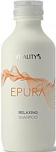 Düfte, Parfümerie und Kosmetik Entspannendes Shampoo für empfindliche Kopfhaut - Vitality's Epura Relaxing Shampoo