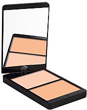 Düfte, Parfümerie und Kosmetik Highlighter Gesichtspalette - NoUBA To Sculpt Face Contouring Duo