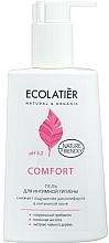 Düfte, Parfümerie und Kosmetik Gel für die Intimhygiene mit Milchsäure und Probiotika - Ecolatier Comfort