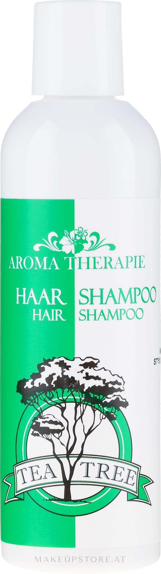 Shampoo mit Teebaumöl - Styx Naturcosmetic Tee Tree Hair Shampoo — Bild 200 ml