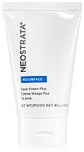Düfte, Parfümerie und Kosmetik Feuchtigkeitsspendende Creme für normale und sehr trockene Gesichtshaut - Neostrata Resurface Face Cream Plus