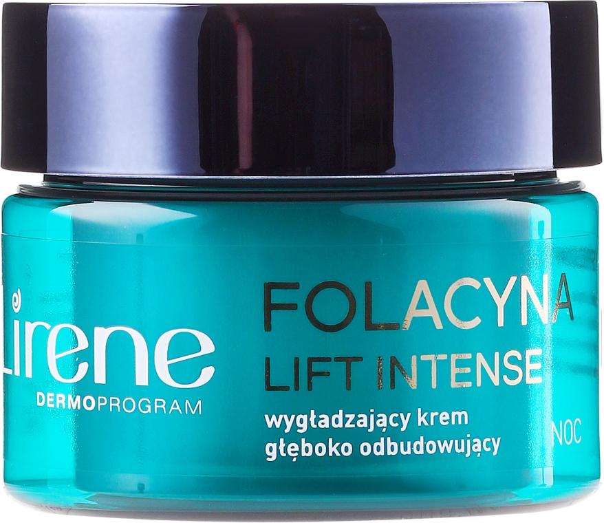 Intensive Anti-Falten-Nachtcreme 50+ - Lirene Folacyna Lift Intense Cream 50+ — Bild N2