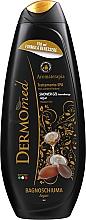 Düfte, Parfümerie und Kosmetik Nawilżający żel pod prysznic z olejkiem arganowym - Dermomed Argan Oil Shower Gel