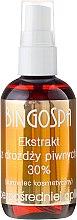 Düfte, Parfümerie und Kosmetik Hefebierextrakt 30% - Bingospa Brewer Yeast Extract