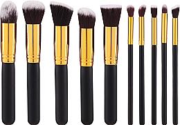 Düfte, Parfümerie und Kosmetik Make-up Pinselset 10-tlg. - Fascination