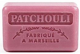 Düfte, Parfümerie und Kosmetik Marseille-Seife mit Patschuli - Foufour Savonnette Marseillaise Patchouli