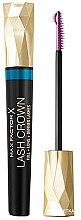 Düfte, Parfümerie und Kosmetik Wasserfeste Wimperntusche - Max Factor Lash Crown Mascara Waterproof
