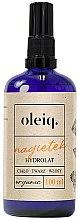 Düfte, Parfümerie und Kosmetik Ringelblumenhydrolat für Gesicht, Körper und Haar - Oleiq Hydrolat Calendula