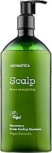 Düfte, Parfümerie und Kosmetik Sulfatfreies Shampoo mit Rosmarin - Aromatica Rosemary Scalp Scaling Shampoo