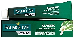 Düfte, Parfümerie und Kosmetik Rasiercreme für Männer mit Palmenextrakt - Palmolive Classic Lather Shave Shaving Cream