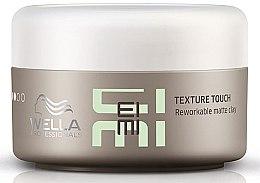 Düfte, Parfümerie und Kosmetik Professioneller Modellierkitt mit Mineralien und Bienenwachs für Halt und Flexibilität - Wella Professionals EIMI Texture Touch