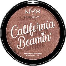 Düfte, Parfümerie und Kosmetik Gesichts- und Körperbronzer - NYX Professional California Beamin Face & Body Bronzer