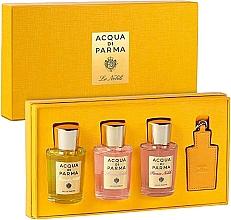 Düfte, Parfümerie und Kosmetik Acqua Di Parma Nobile - Duftset (Eau de Parfum 3x20ml + Schlüsselanhänger 1St.)