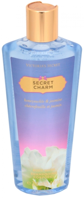 Duschgel - Victoria's Secret Secret Charm Body Wash Shampooing Corporel — Bild N1