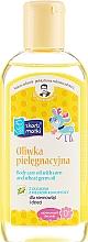 Düfte, Parfümerie und Kosmetik Pflegendes Körperöl für Babys und Kinder mit Mais und Weizenkeimöl - Skarb Matki Care Oil