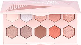 Düfte, Parfümerie und Kosmetik Lidschatten-Palette - Catrice Superbia Vol. 1 Warm Copper Eyeshadow Edition
