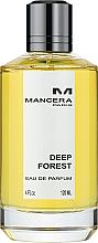 Düfte, Parfümerie und Kosmetik Mancera Deep Forest - Eau de Parfum