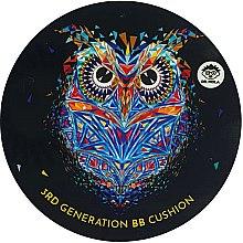 Düfte, Parfümerie und Kosmetik BB Creme Cushion - Dr. Mola 3rd Generation BB Cushion Owl