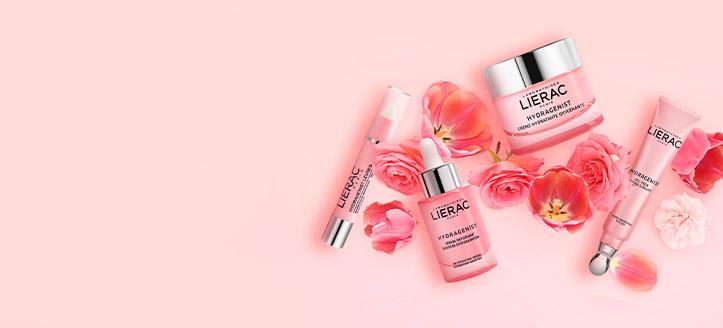 Bei Bestellung von Lierac Produkten ab 43 € bekommen Sie einen Lippenbalsam nach Ihrer Wahl geschenkt