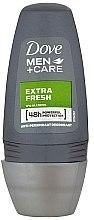 Düfte, Parfümerie und Kosmetik Roll-on Antiperspirant Deodorant Extra Frisch für Herren - Dove Deo Roll-On