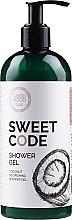 Düfte, Parfümerie und Kosmetik Pflegendes Duschgel mit Kokosnuss - Good Mood Sweet Code Shower Gel
