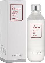 Düfte, Parfümerie und Kosmetik Mildes beruhigendes und reinigendes Gesichtstonikum - Cosrx AC Collection Calming Liquid Mild