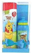 Düfte, Parfümerie und Kosmetik Kinderset - Disney Winnie The Pooh (Badeschaum/500ml + Trinkflasche)