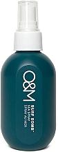 Düfte, Parfümerie und Kosmetik Antioxidatives Strukturspray mit australischem Meersalz, Gurkenextrakt und Vitamin C - Original & Mineral Surf Bomb Sea Spray