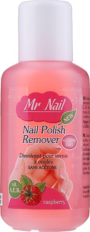 Nagellackentferner Himbeer - Art de Lautrec Mr Nail Polish Remover Raspberry — Bild N1