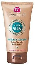 Düfte, Parfümerie und Kosmetik Regenerierendes und feuchtigkeitsspendendes After Sun Gel - Dermacol Hydrating & Cooling Gel