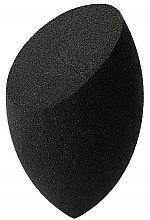 Düfte, Parfümerie und Kosmetik Schminkschwamm schwarz - Kashoki Olive Cut Make Up Sponge Black