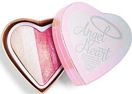 Düfte, Parfümerie und Kosmetik Highlighter-Palette - I Heart Revolution Angel Heart
