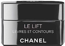 Düfte, Parfümerie und Kosmetik Straffende Anti-Falten-Lippencreme - Chanel Le Lift Firming Anti-Wrinkle Lip and Contours Care