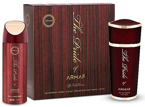 Armaf The Pride of Armaf - Duftset (Eau de Parfum 100ml + Deospray 200ml)